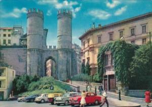 Italy Genova Cristoforo Columbo's House and St Andrea Towers