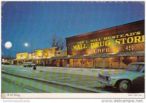 The Wall Drug Store At Wall South Dakota