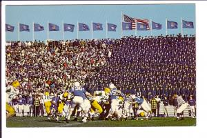 Falcon Stadium, US Air Force Academy, Colorado Springs, Colorado, Football Ga...