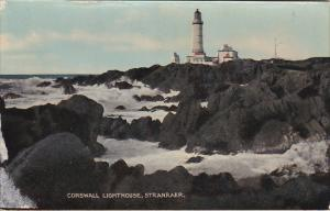Scotland Corswall Lighthouse Stranraer
