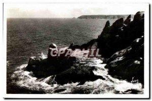 Old Postcard Raz Trepassey