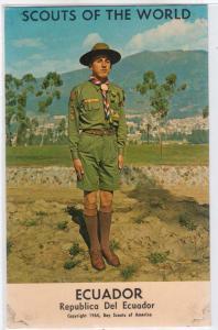 Scouts of the World - Ecuador