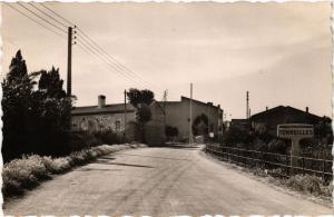 CPA TORREILLES Entrée de TORREILLES par StE-MARIE-LA-MER (375947)