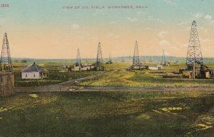 MUSKOGEE , Oklahoma , 00-10s ; Oil Field