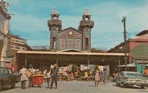 Marche Valliere , Port-au-Prince , Haiti , 50-60s