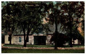 Wisconsin Keshena   Home of Gov, Day , 1st Territiorial Gov.