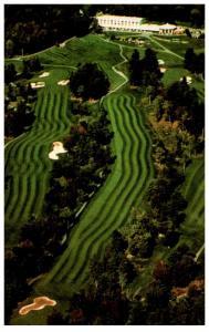New York  Kia Mesha ,  Concord Resort Hotel , Golf Farways