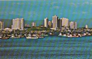 Panama City Of Panama Paitilla Point