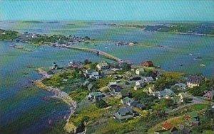 Maine Baley Island Orrs Island