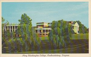 Mary Washington College Fredericksburg Virginia