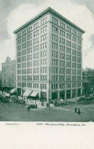 AL-Woodward Building, Birmingham, Alabama