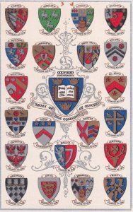 Colleges of Oxford, England, 1930-40s