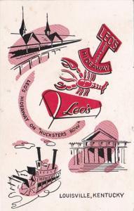 Kentucky Louisville Leo's Hideaway Restaurant