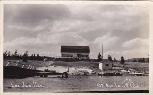 RP: Lac Des Iles , ST EMILE , Quebec , Canada , 1930s - 40s