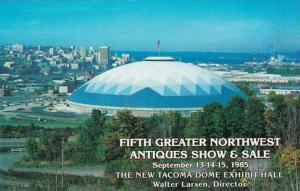 Washington Tacoma Dome Exhibit Hall 5th Greater Northwest Antiques Show &...