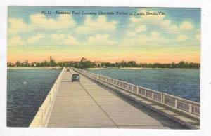 Tamiami Trail Crossing Charlotte Harbor,Punta Gorda,FL