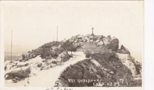 RP: Mt Rubidoux , California , 1910s