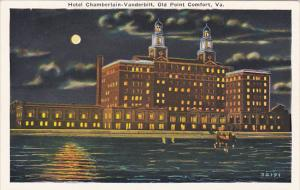 Virginia Old Point Comfort Hotel Chamberlain Vanderbilt