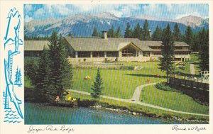 Canada Jasper Park Lodge Jasper National Park Alberta
