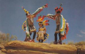 Young Warriors' Dance , Inter-Tribal Indian Ceremonial Council , 40-60s