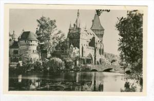 RP  Budapest Hungary, 20-40s   Burg Vajdahunyad