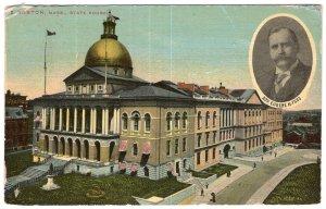 Boston, Mass, State House
