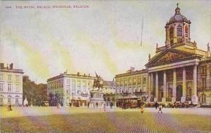 Belgium Brussels Royal Palce