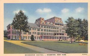 Rexmere Hotel Stamford, New York Postcard