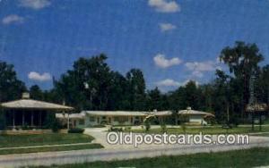 Southwood Motel, Ocala, FL, USA Motel Hotel Postcard Post Card Old Vintage An...