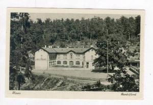 Aerial of Hotel Bnko,Kassa,Slovakia 1900-10s