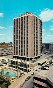 1969 Sheraton-Ritz Hotel Minneapolis MN Minnesota Plasticard Unused Postcard PC