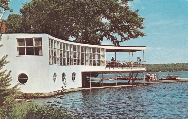 PORT CARLING, Ontario, Canada, PU-1976; Elgin House, R.R. 2, The Deck