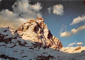 Italy Valle d'Aosta Il Maestoso Cervino Mountain Landscape