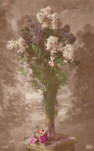 RP : Still Life of Flowers in Vase , 00-10s