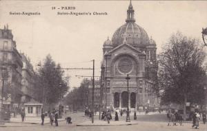 PARIS, Saint-Augustin´s Church, France, 00-10s