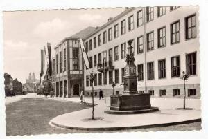 RP  Bruchsal, Germany 40s   Rathaus