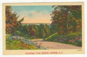 Greetings from KINGS CREEK, South Carolina, 30-40s