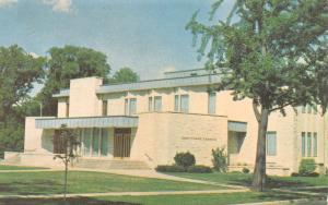 Appleton Wisconsin~Lawrence University~Jason Downer Commons~1976 Postcard