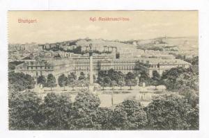 Stuttgart, Baden-Württemberg, Germany, 00-10s  Kgl. Residenzschloss