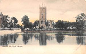 Devizes United Kingdom, Great Britain, England St James' Church Devizes St Ja...