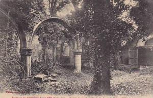 Ruines De La Chapelle De St-Arnoult, Environs De Trouville-sur-Mer (Calvados)...