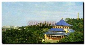 Postcard Modern Kwangchow China Sun Yat Sen Memorial Hall