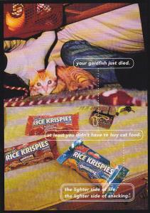 Advertising Rice Krispies Kellogg Canada Vancouver Canada
