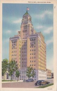 Minnesota Rochester The Clinic 1937