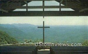 Symmes Memorial Chapel - Greenville County, South Carolina