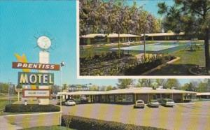 Mississippi Natchez Prentiss Motel