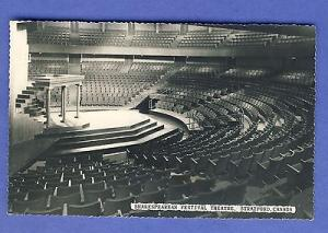 Stratford, Ontario, Canada Photo Postcard, Shakespearean Theatre
