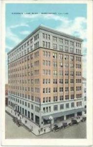 Gidden's Lane Building, Shreveport , Louisiana, 00-10s