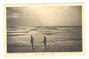 Scene In Noordwijk aan Zee (South Holland), Netherlands, 1900-1910s