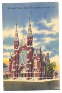 St. Paul's Catholic Church, Birmingham, Alabama, 30-40s